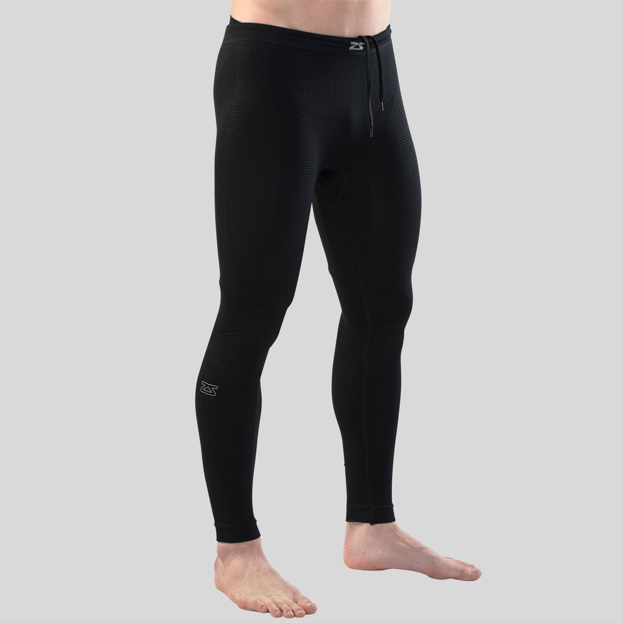 a560e949cf83 Recovery Tights, Running Compression Tights for Men | Zensah