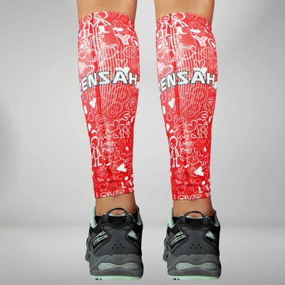 Love Compression Leg Sleeves