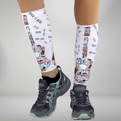 Rock & Roll Compression Leg Sleeves