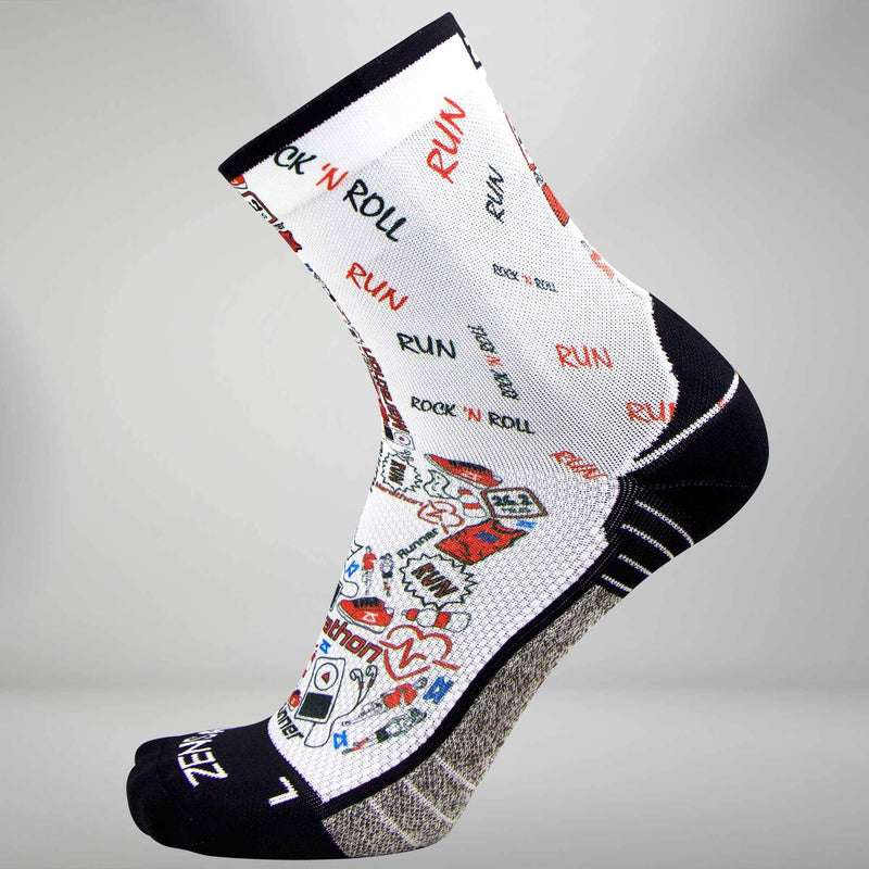 Rock & Roll Socks (Mini Crew)