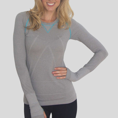 Run Seamless Long Sleeve