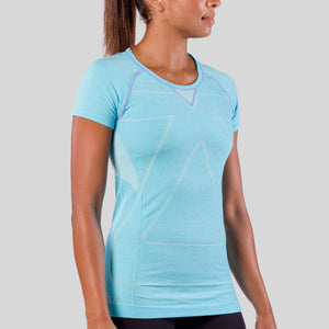 Run Seamless Short SleeveTops - Zensah