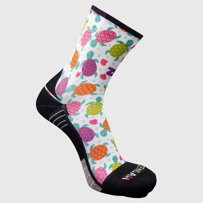 Sea Turtle Socks (Mini-Crew)Socks - Zensah