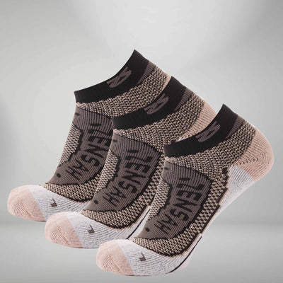 Copper Running Socks