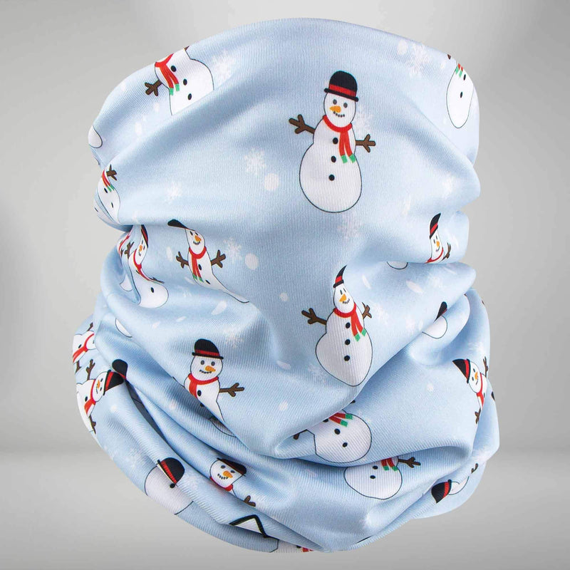 Snowmen Multi-Use Neck Gaiter & Headwear