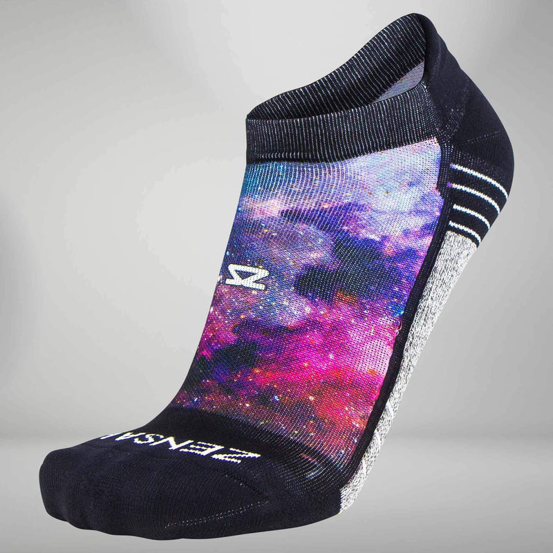 Space Nebula Socks (No Show)