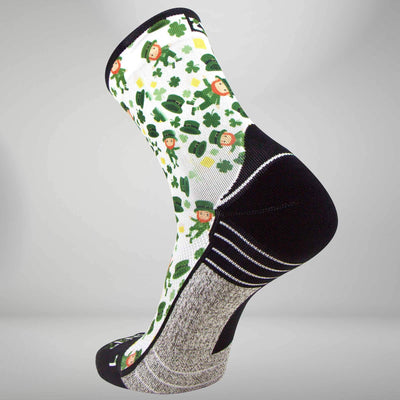 St. Patrick's Day Socks (Mini Crew)Socks - Zensah
