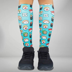 Sushi Compression Leg Sleeves