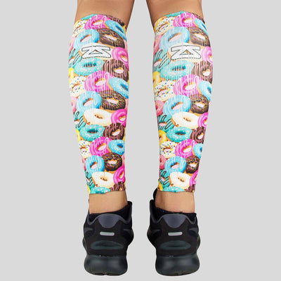 Frosted Donuts Compression Leg Sleeves