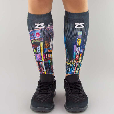 Times Square Compression Leg Sleeves