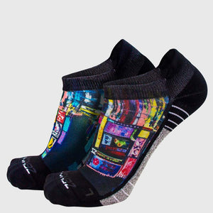 Times Square Socks (No Show)