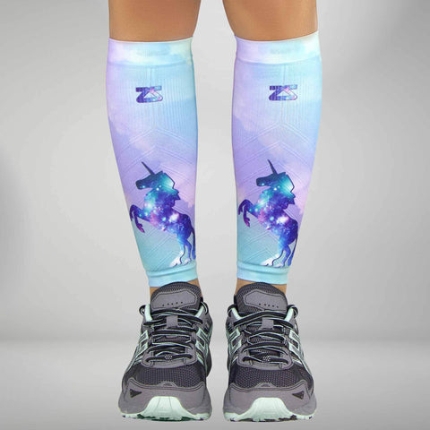 Unicorn Compression Leg Sleeves