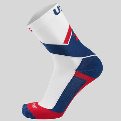 USA Compression Sock (Mini-Crew)Socks - Zensah