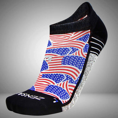 USA Socks (No Show)