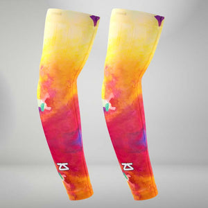Watercolors Arm Sleeves