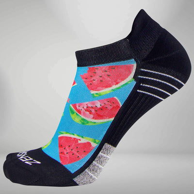 Watermelon Socks (No Show)