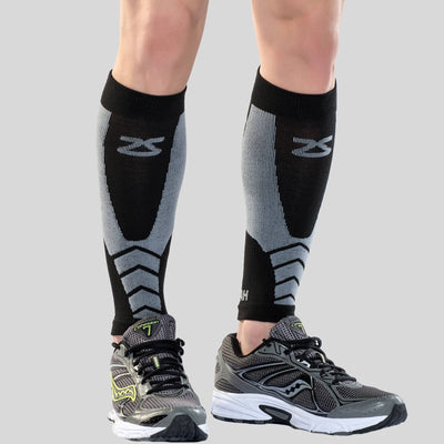 Wool Compression Leg Sleeves