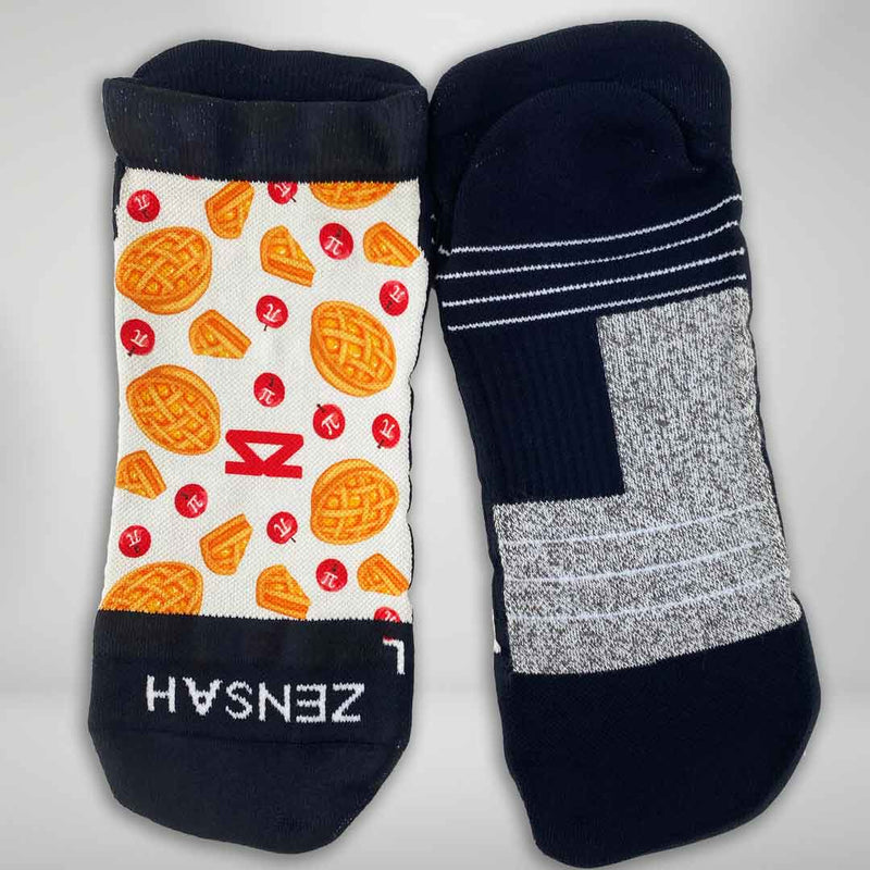 Apple Pi Running Socks (No Show)Socks - Zensah
