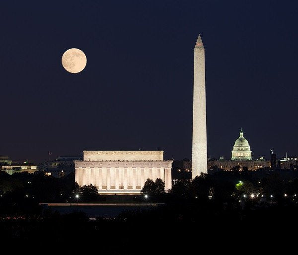 washington DC nocturno