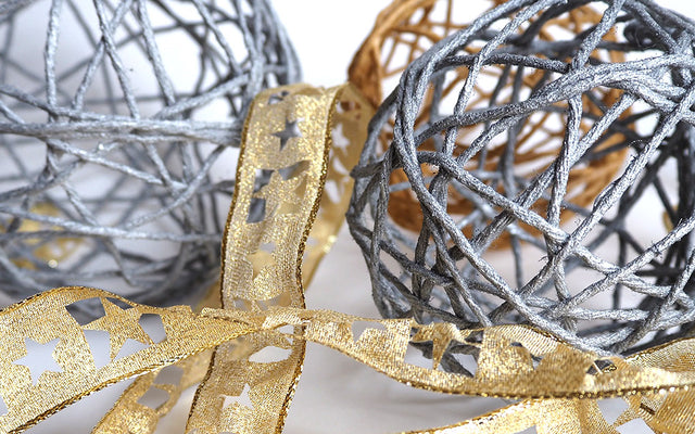 how to: make string decorations
