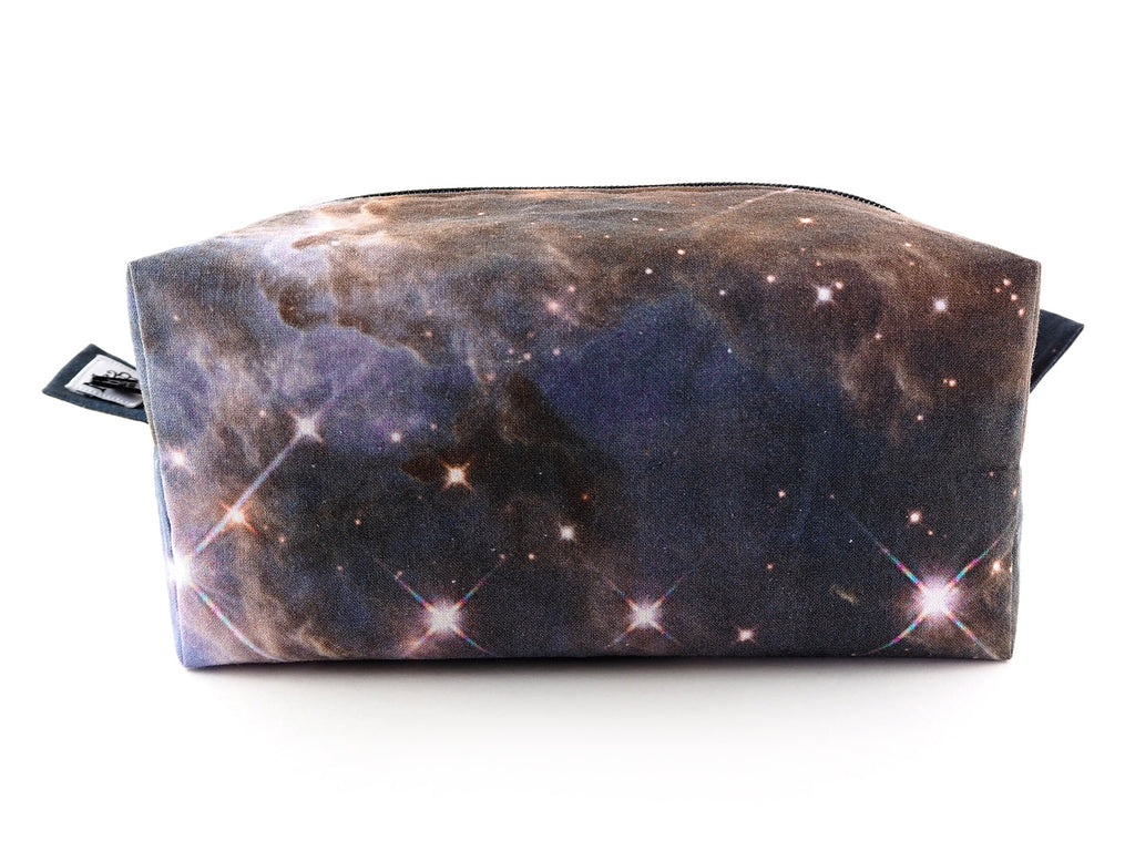 Handmade photographic star print storage bag