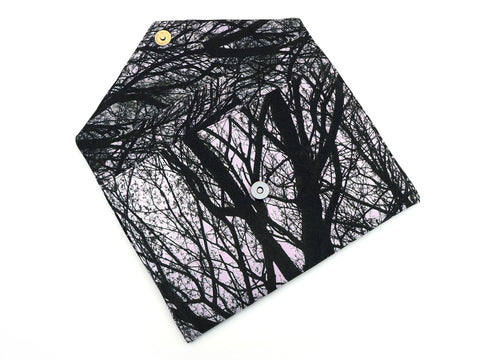 Tree print tablet case
