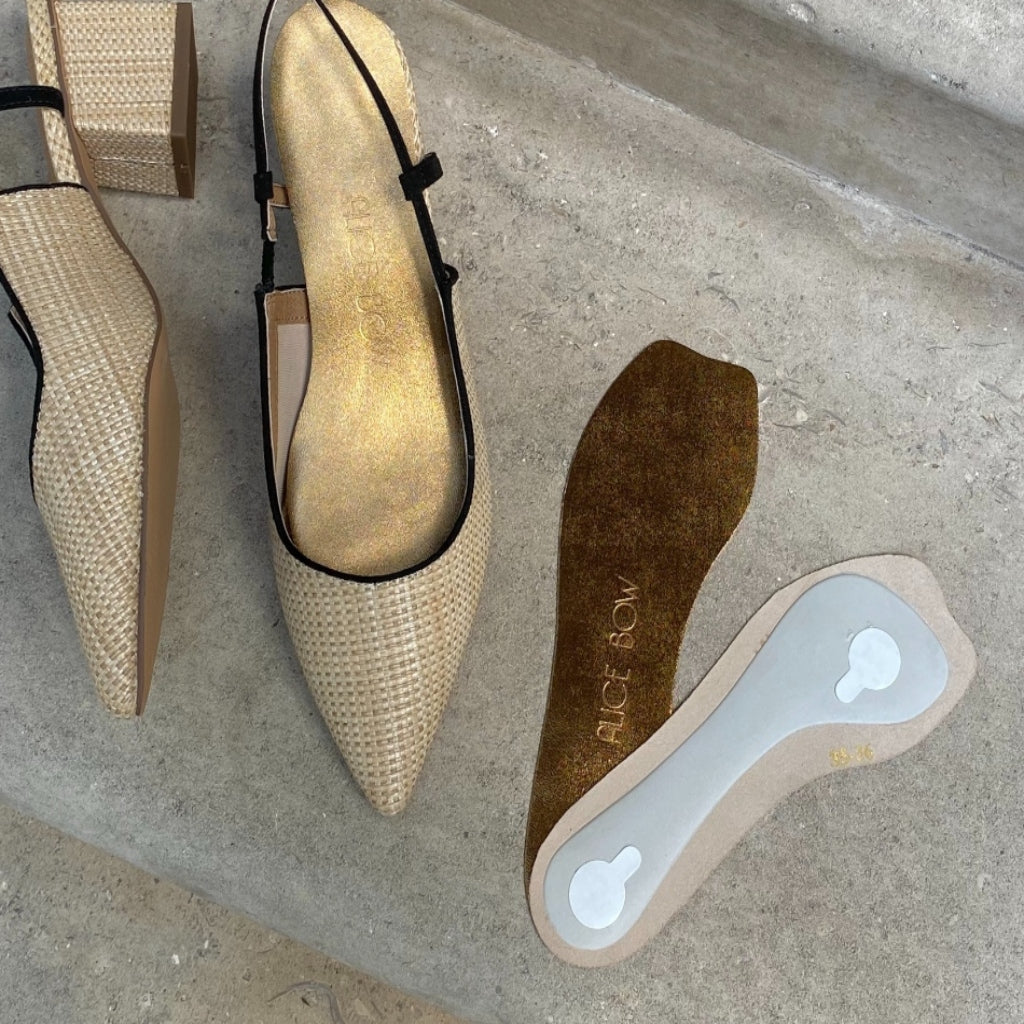 Signature Insoles for High Heels & Flats