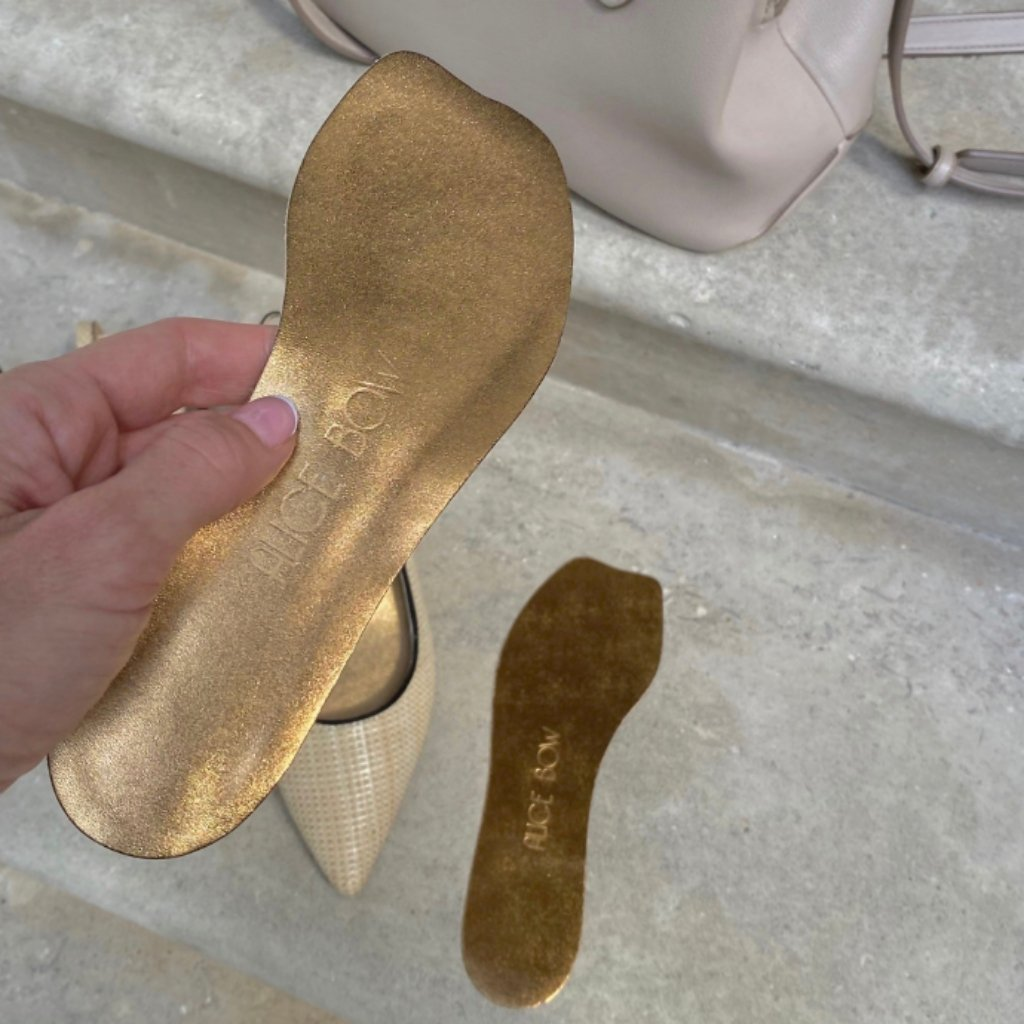 Insoles for Flat Shoes - Alice Bow
