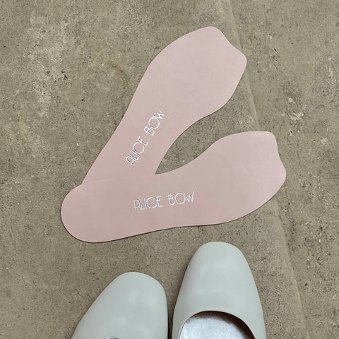 Heel Support Insoles for Flat Shoes