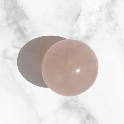 Rose Quartz Foot Massage Ball