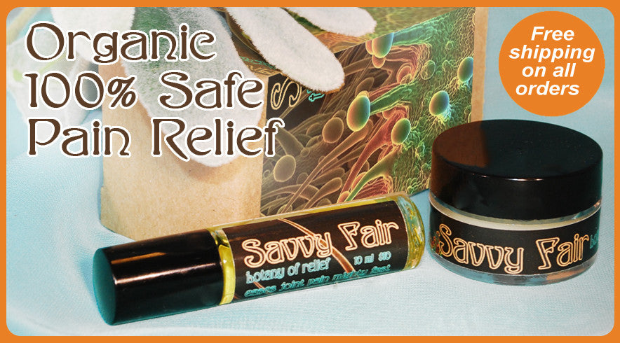 Organic Ethical Pain Relief