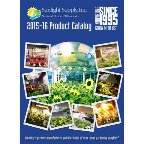 Sunlight Supply Product Catalog (20/Cs)