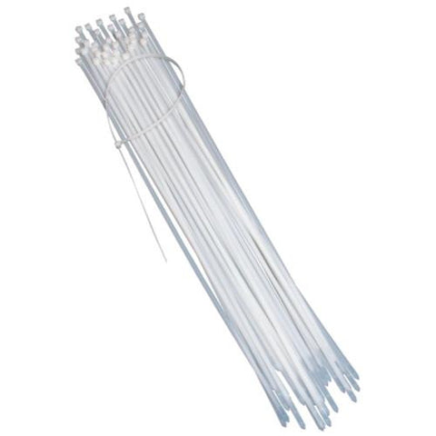 HVAC Heavy-Duty Zip Tie 48 in 50/Pack (1ea = Pack 50)