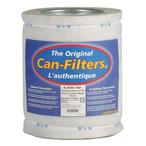 Can-Filter 50 w/ out Flange 420 CFM