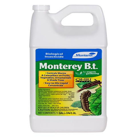 Monterey B.t. Gallon (4/Cs)