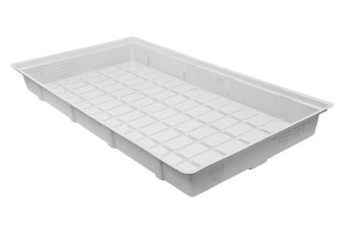 Duralastics 3 ft x 6 ft ID White Tray