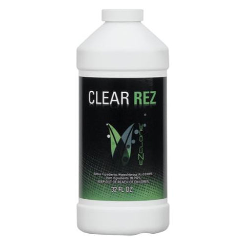 Ez-Clone Clear Rez Quart (9/Cs)