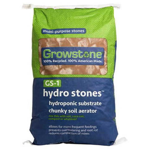 Growstone GS-1 Hydroponic 1.5 cu ft (35/Plt)
