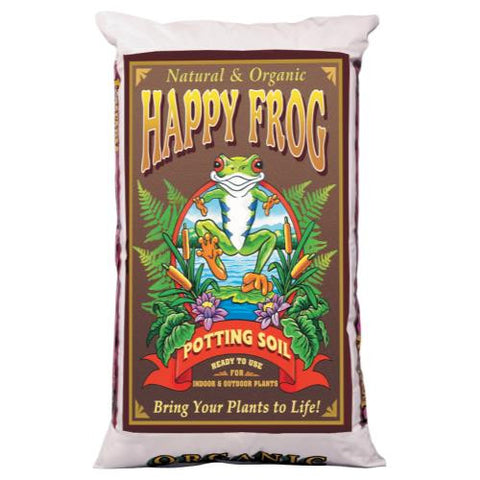 FoxFarm Happy Frog Soil 2 cu ft (46-60/Plt)