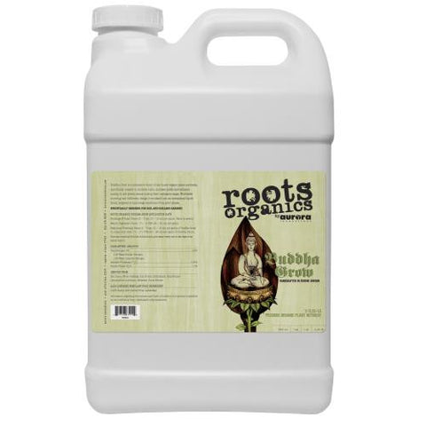 Roots Organics Buddha Grow 2.5 Gallon (2/Cs)