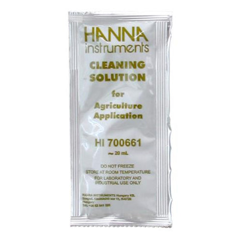 Hanna Cleaning Solution 20 ml (25/Cs)