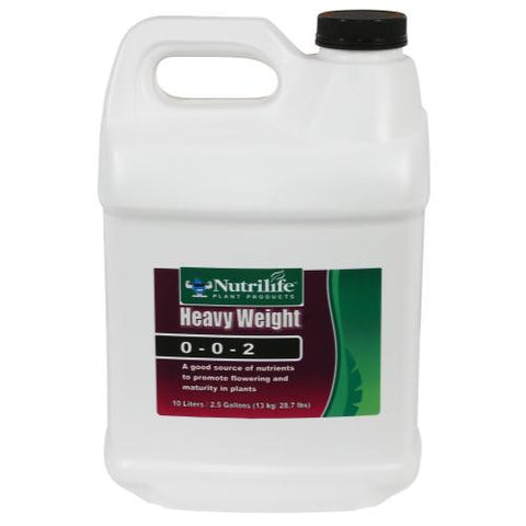 Nutrilife Heavy Weight 10 Liter (2/Cs)