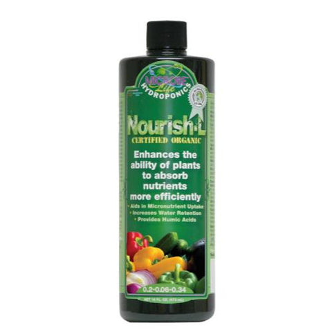Microbe Life Nourish-L Pint (12/Cs)