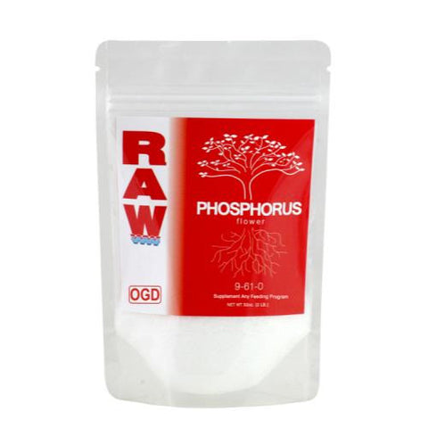 RAW Phosphorus 2 lb (3/Cs)