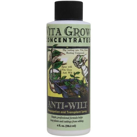 Vita Grow Anti-Wilt Conc. 4 oz (12/Cs)
