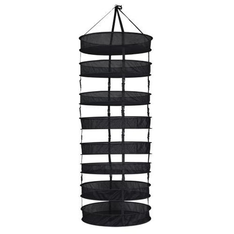 Grower's Edge Dry Rack w/ Clips 2 ft (12/Cs)