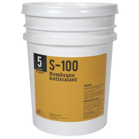 Ideal H2O Antiscalant Chemical - 5 Gallon