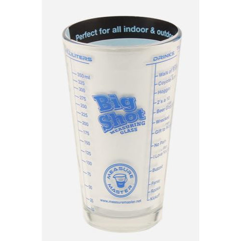 Measure Master Big Shot Measuring Glass 16 oz (24/Cs)
