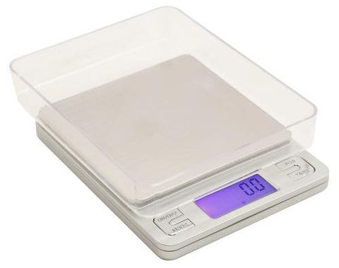 Measure Master 3000g Digital Table Top Scale w/ Tray