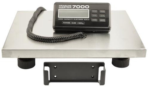 Measure Master 7000 Large Capacity Platform Scale 132 lb (60kg)